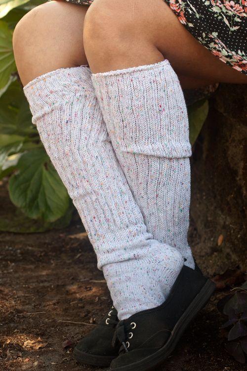 Confetti Slouch Socks