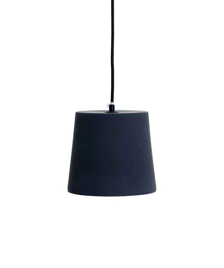The beautiful ceramic Claude Large Pendant comes in three colour options, each pendant features a white interior, offering a lovely crisp glow. | huntingforgeorge.com