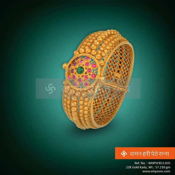 A traditional bangle for any traditional wear...