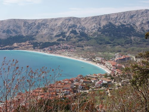 Panorami dal sentiero Baska-Vela Luka