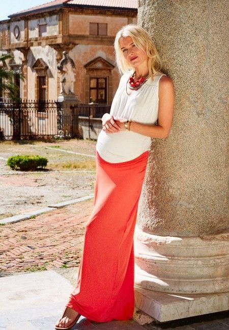 MARJORIE - Jupe grossesse - Envie de Fraise