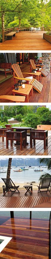 Flood Decking OIl