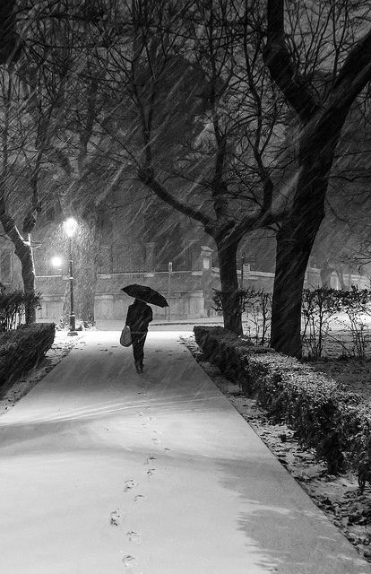 Silent walking :)