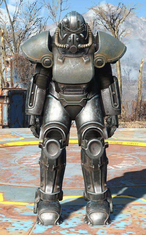 T 51 Power Armor Fallout Pinterest Fallout Power Armor