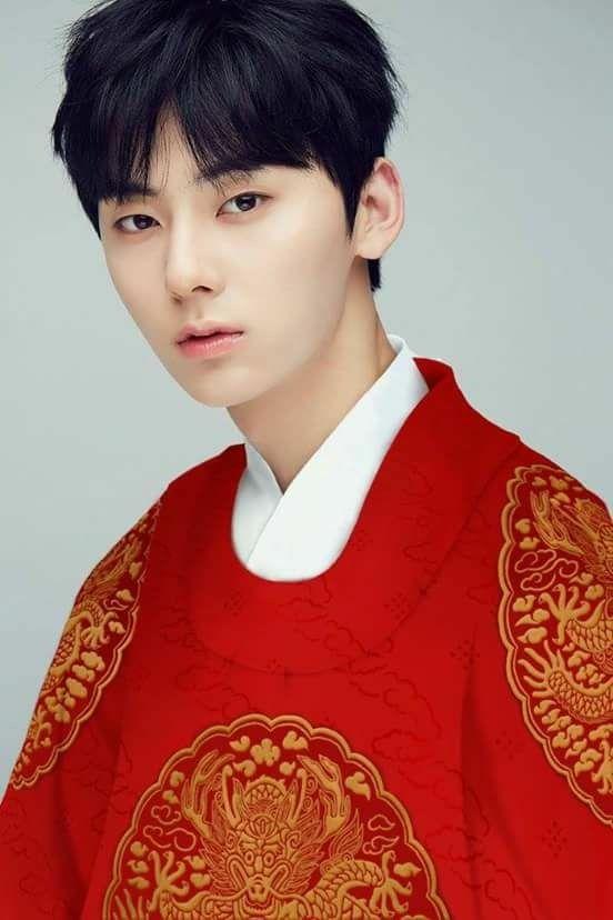 #Nu'est#Minhyun