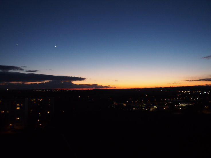 Soon after sunset /3/