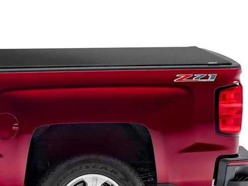 Truxedo Pro X15 Tonneau Covers - Low Profile Roll Up Cover - No Drill Install - 100% full bed acess