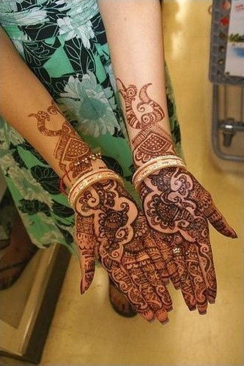 Bridal Mehndi Patterns Gallery : Best images about bridal mehndi designs for hands and
