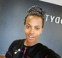 Personal Trainer Ayanda from the BODYTEC Century City studio. #capetown #centurycity #trainer #coach #fitgoals #inspire #motivation #fitness #motivate #personalservice #fit #strengthtraining #ems #bodytecsa