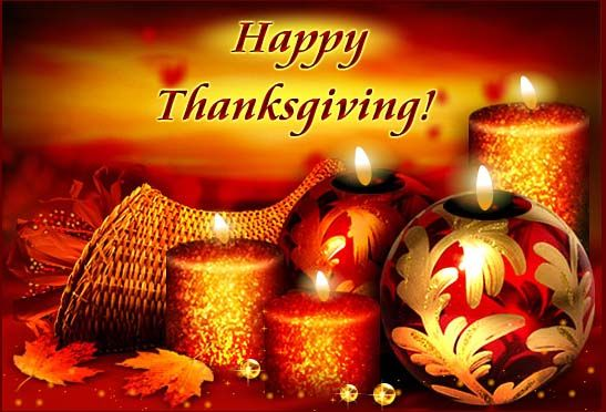 Happy Thanksgiving to all people on Pinterest