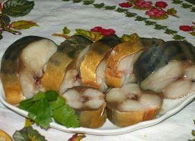 Самые вкусные рецепты: Домашняя копченая рыба