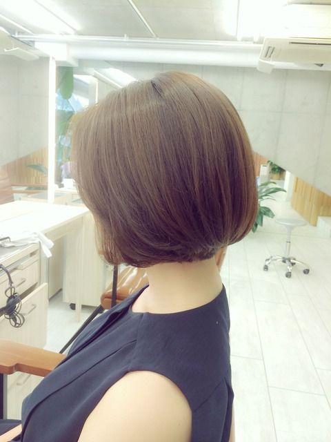 前下がりボブの魅力満載♪日本人を救う髪型はコレ! 2ページ目 - Faura[ファウラ]