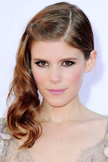 Celebrity Wedding Makeup Looks : 30 best Kate Mara images on Pinterest