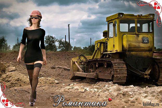 Красота женщины все закрывает !