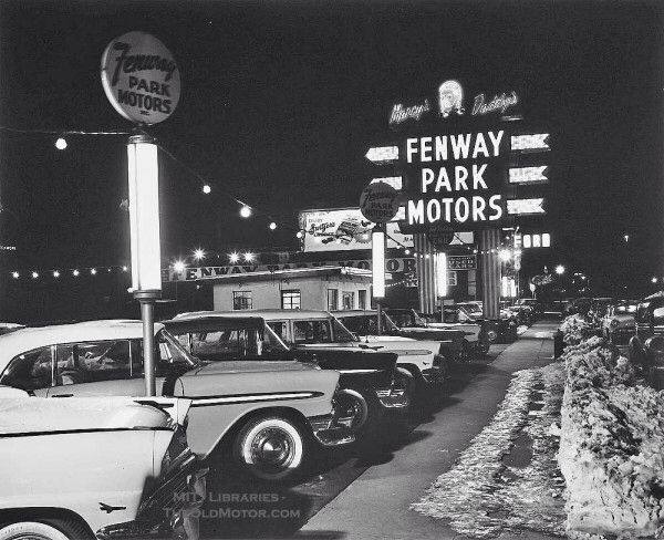 Chevy Dealers In Ma >> 142 best images about Vintage dealerships on Pinterest ...