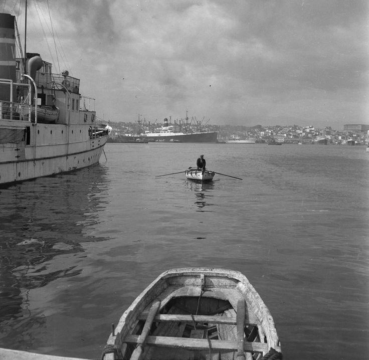 Walter Schroder Πειραιάς λιμάνι