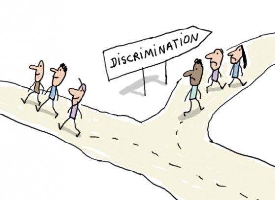 discrimination research paper topics