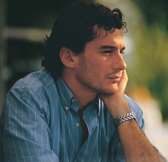 Ayrton Senna remembered - Ayrton died 1st May, 1994
