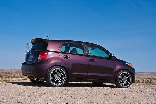 2012 Scion xD TRD Package | Flickr - Photo Sharing!