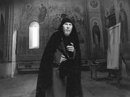 Andréi Rubliov. Tarkovsky.