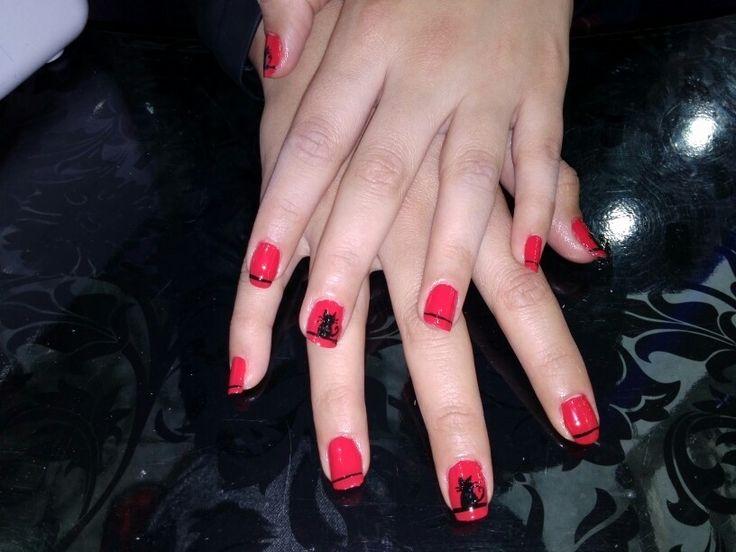 Manicure Gatitos