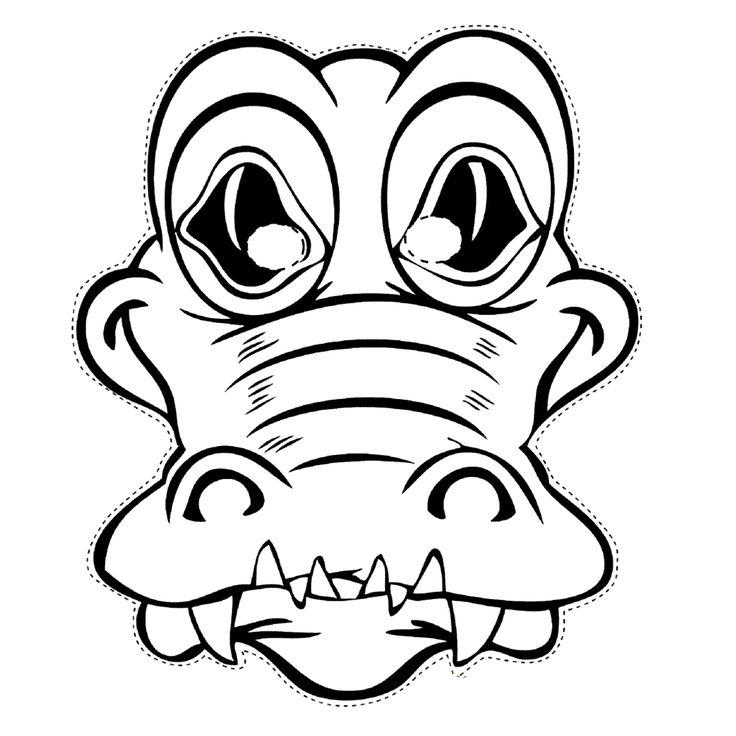 Kindermasker Kleurplaat 100 Best Dierentuin Images On Pinterest Activities