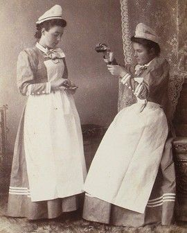 Vintage Nursing Uniform - Bing Images
