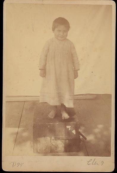 Tamaga (aka Horsefly, aka Tommy Smith) - Cherokee - 1888