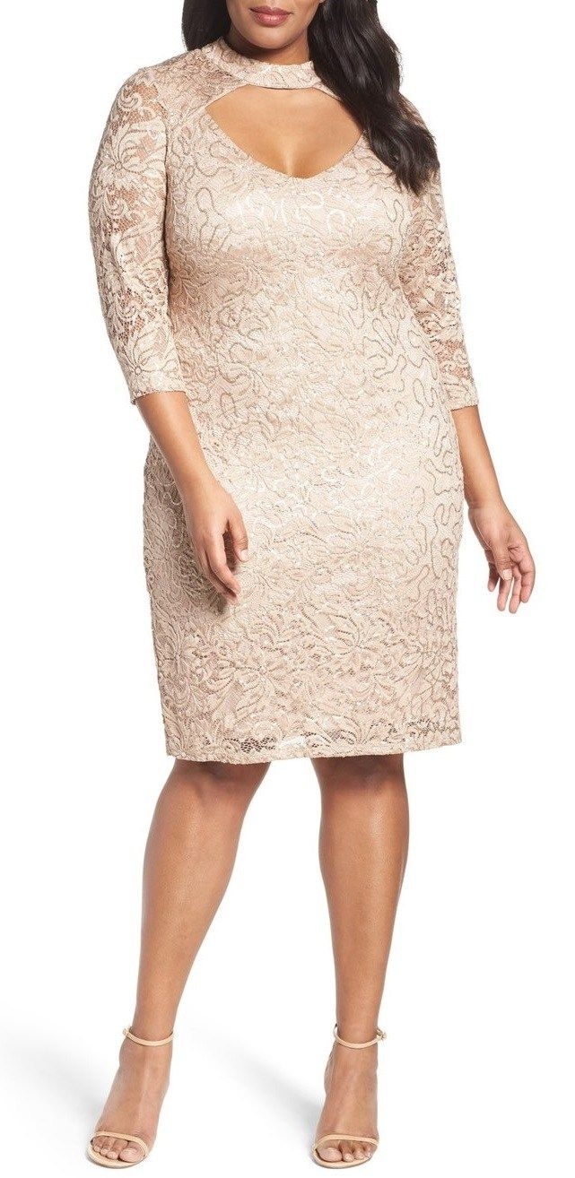 45 Plus Size Wedding Guest Dresses With Sleeves Alexa Webb Plus Size Wedding Guest Dresses Simple Wedding Dress Short Plus Size Cocktail Dresses [ 1314 x 641 Pixel ]