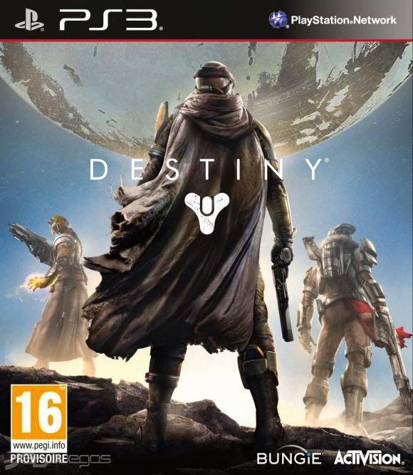 Juegos para todos: Destiny. Juego del genero de acción y personal. El mismo viene para PS3, Ps4, Xbox 360, Cbox one.