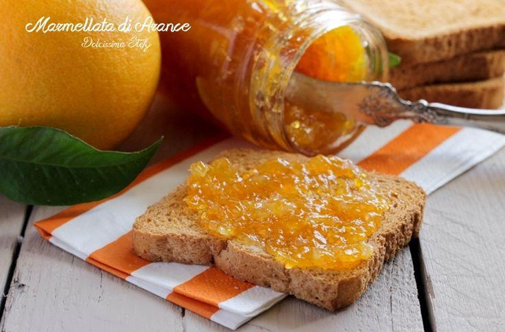 Prepariamo insieme a Dolcissima Stefy la Marmellata di Arance, con i frutti biologici dell'orto è facilissima da preparare e molto morbida