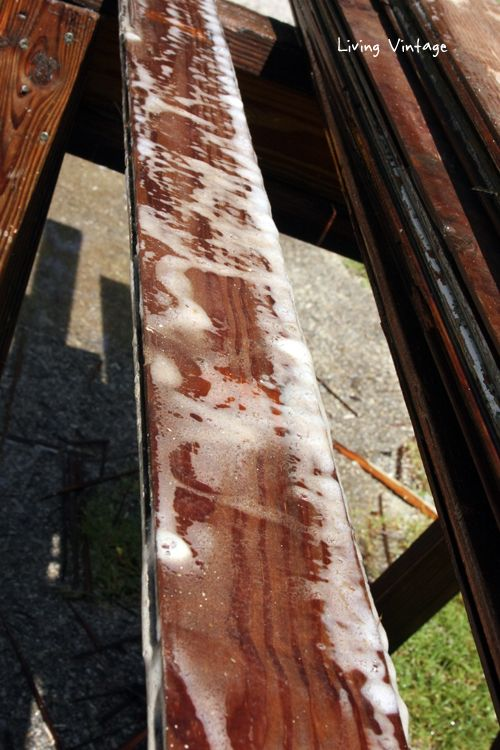 How to Clean Reclaimed Wood | Living Vintage