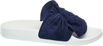 Pantolette von 5th Avenue in blau - deichmann.com