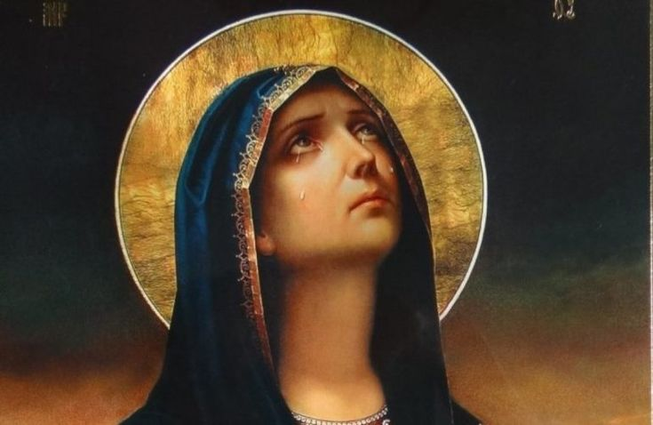 Картинки богородица дева мария