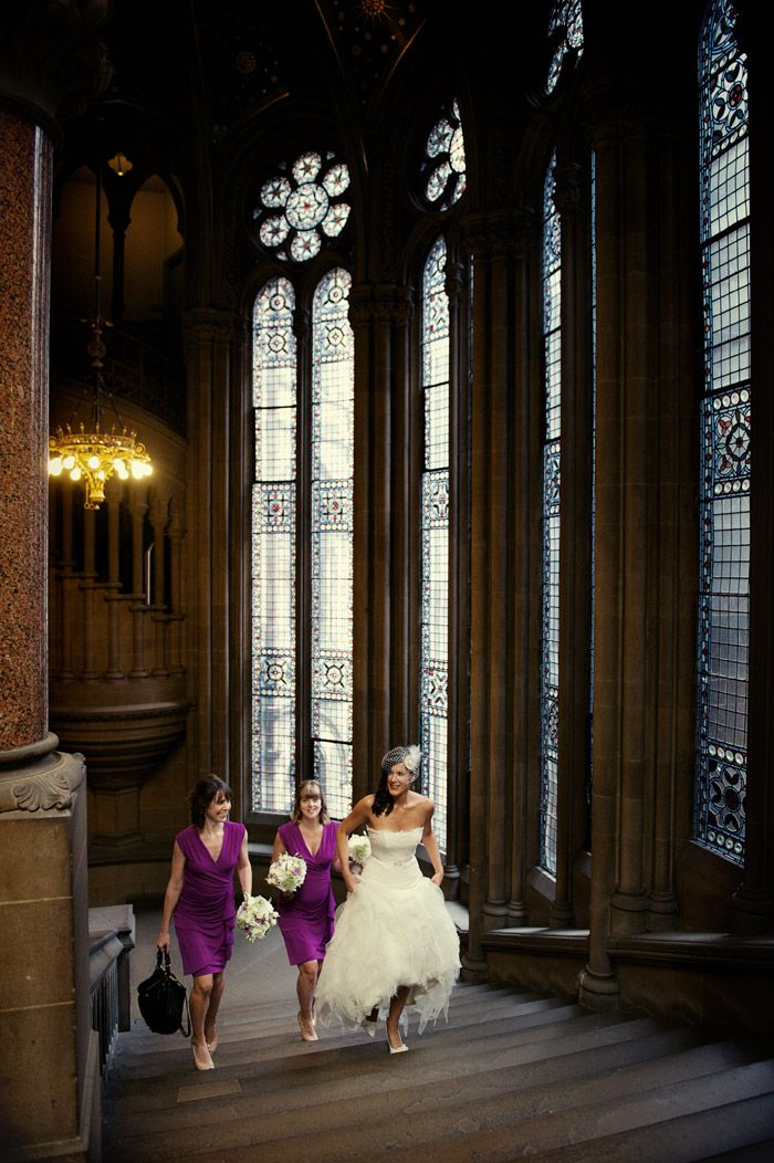 Manchester Town Hall Wedding, Jennifer & Darren » Nicola Thompson Photography