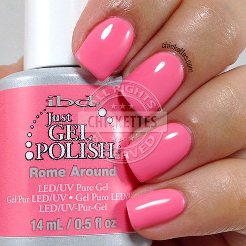 ibd Just Gel Polish - Rome Around - swatch by Chickettes.com