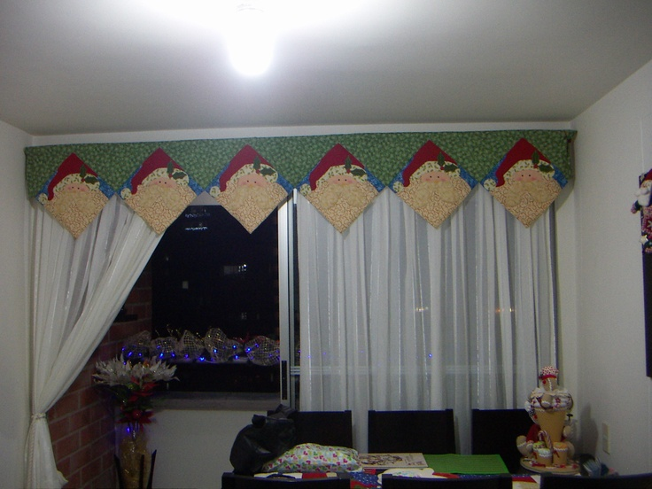 73 best images about cortinas con apliques para cocina - Apliques para cortinas ...