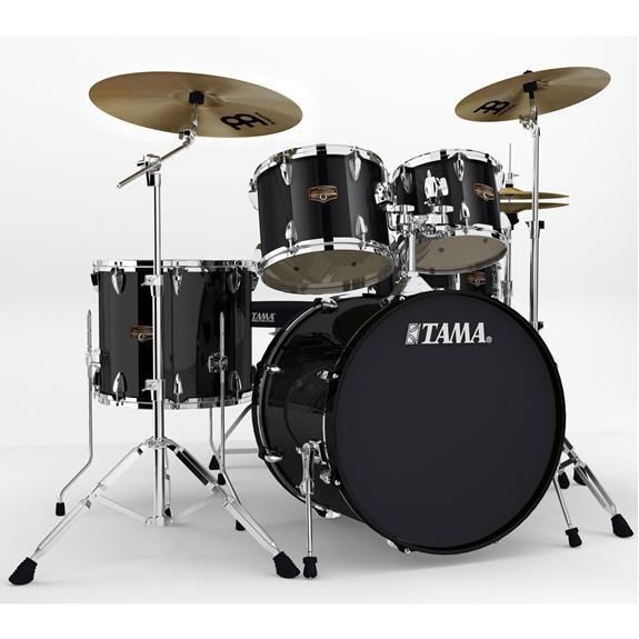 Every aspect of the modern drum kit was exhaustively examined and reexamined and then improved before it was accepted as part of the imperialstar design. Which is why, if you start playing imperialsta