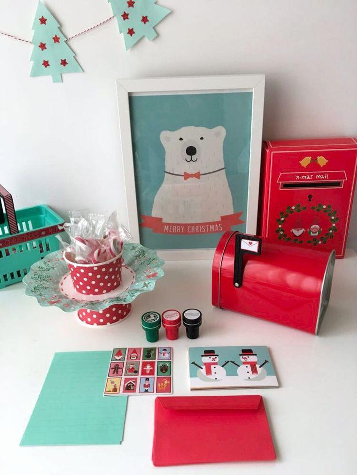 Scriviamo la letterina per Babbo Natale! - The Partytude Diaries