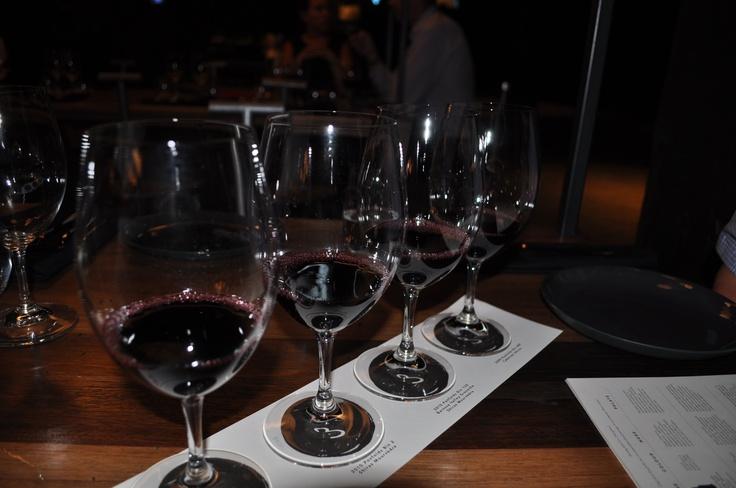 The Blocks - Penfolds wine tasting