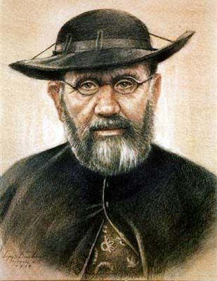 Story about St. Damien J. De Veuster of Molokai - Feast Day 05/10: https://twitter.com/pamphletstoinsp/status/730004196859109376
