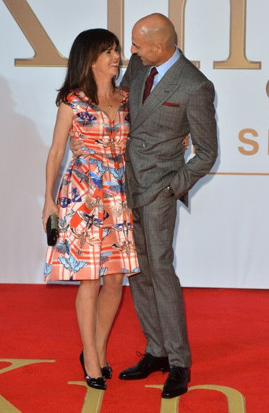 Mark Strong and Liza Marshall Photos: 'Kingsman: The Secret Service' Premiere