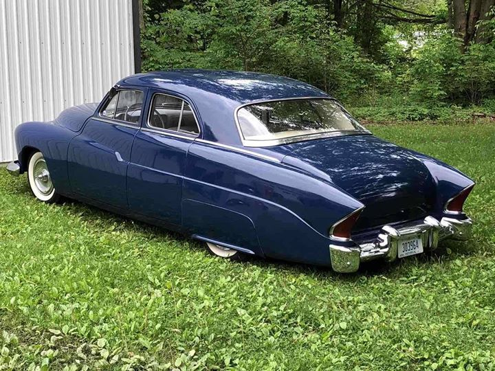 Does Anyone Recognize This 1951 Mercury Custom It Looks Good And The Price Seems To Be Fair It Is Listed As An Old Ca Custom Cars For Sale Custom Cars Custom