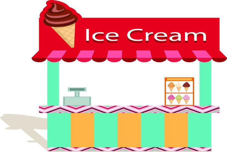 Design gerobak Ice The CupCone Aiskerim