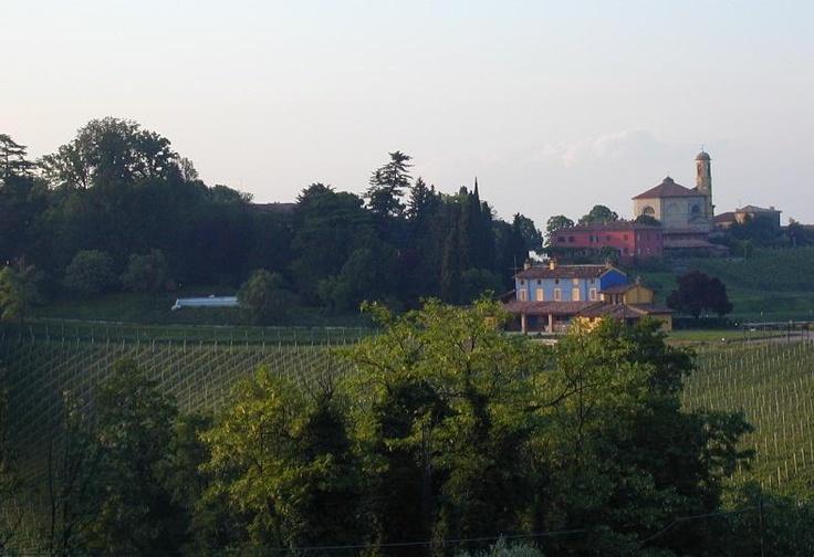 What a beautiful view #castellodiluzzano