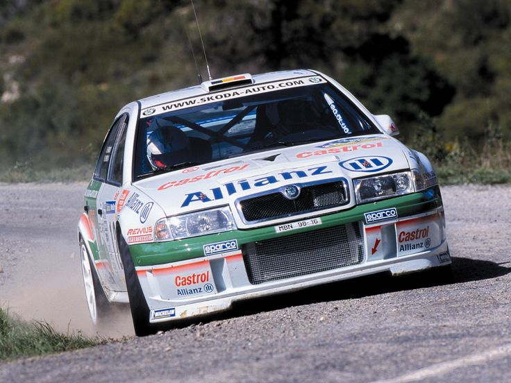 """""""2001 Skoda Octavia WRC [2048x1536]"""" by krampus_ in RallyPorn Want an iPad Air/ Air 2/ Air Pro Follow iPad Air Wallpapers To Download board on @cutephonecases"""