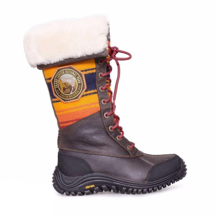 UGG Adirondack Tall NP Grand Canyon Boots