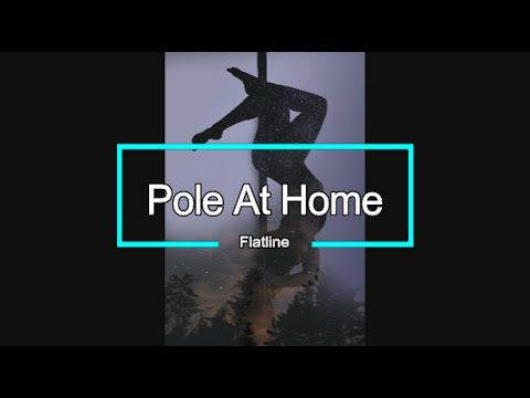 flatline pole at home  pole moves pole fitness handstand