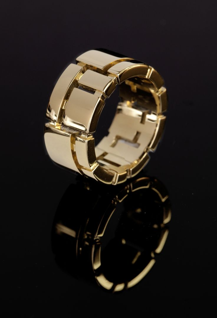Cubism ring by Stefano Canturi