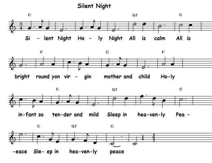 25+ best ideas about Silent night guitar chords on Pinterest : Ukulele chords, Ukulele and ...
